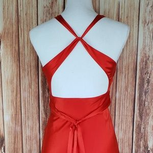 Cache Dresses - Cache size 2 red dress